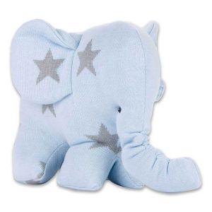 Elephant Star baby blue/grey