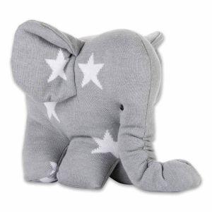 Elephant Star grey/white