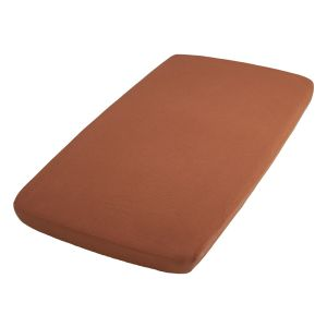 Fitted sheet Breeze rust - 60x120
