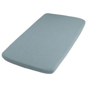 Fitted sheet Breeze stonegreen - 60x120