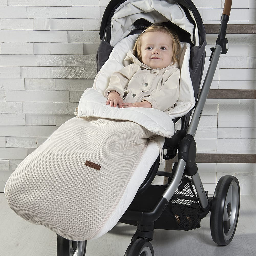 footmuff buggy classic sand