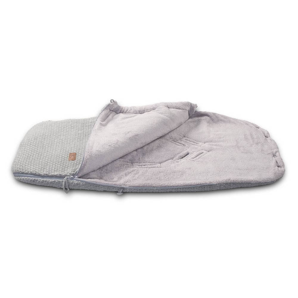 footmuff buggy robust grey