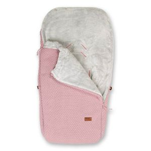 Footmuff buggy Robust old pink