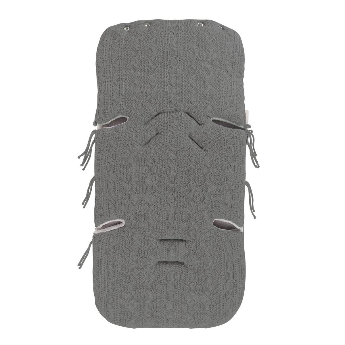 footmuff car seat 0 cable grey