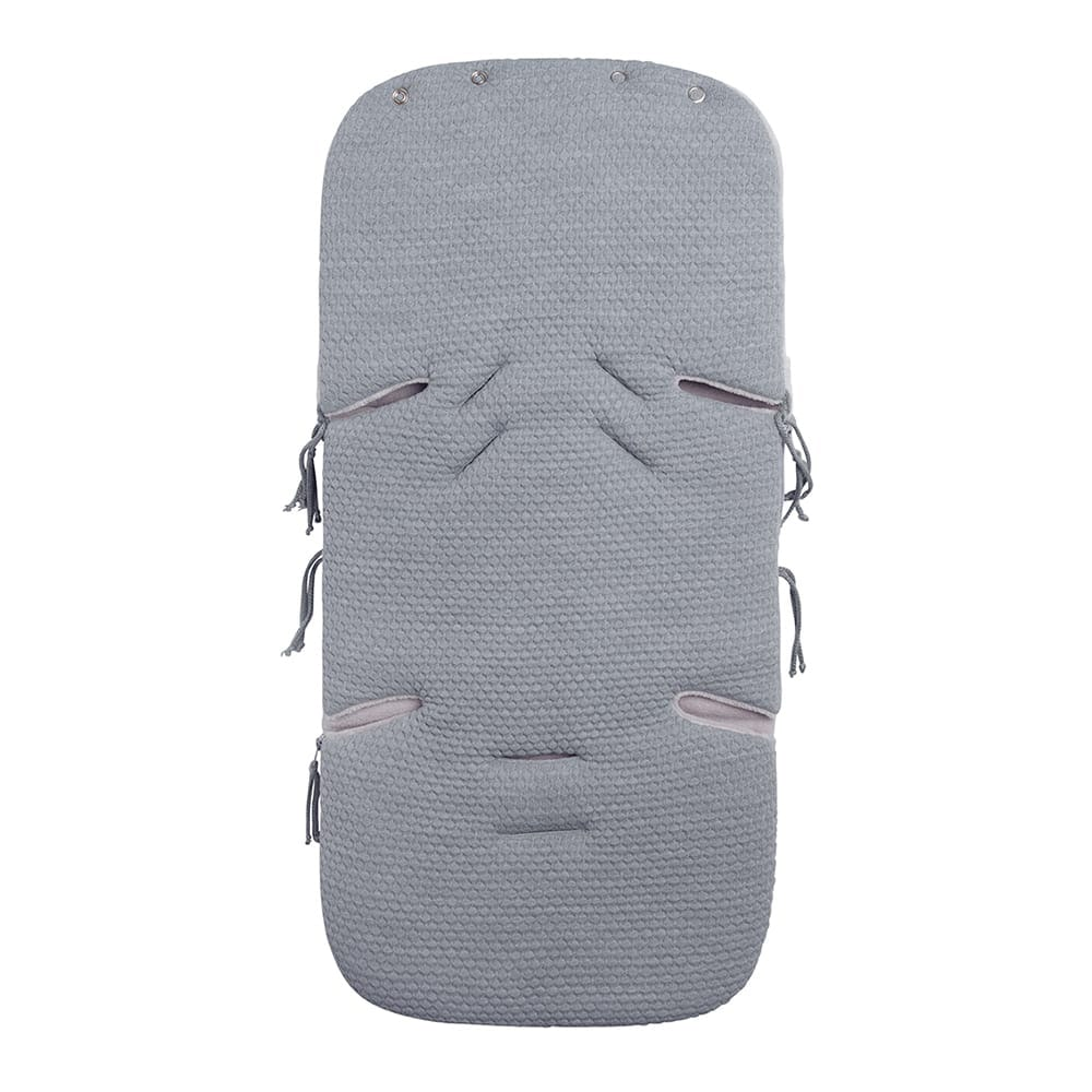 footmuff car seat 0 cloud grey