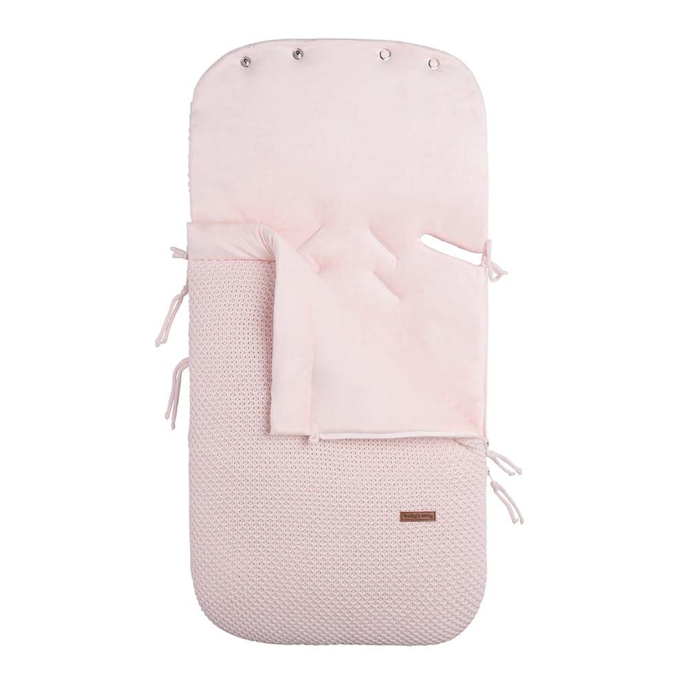 footmuff car seat 0 flavor classic pink