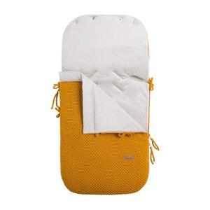Footmuff car seat 0+ Flavor ochre