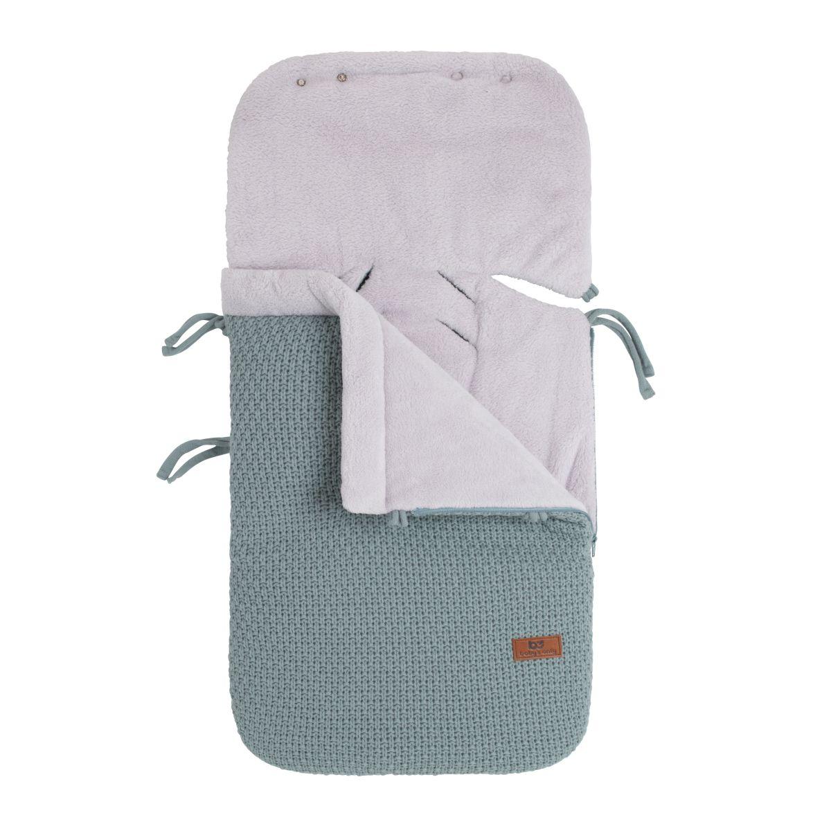 footmuff car seat 0 robust stonegreen