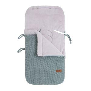 Footmuff car seat 0+ Robust stonegreen