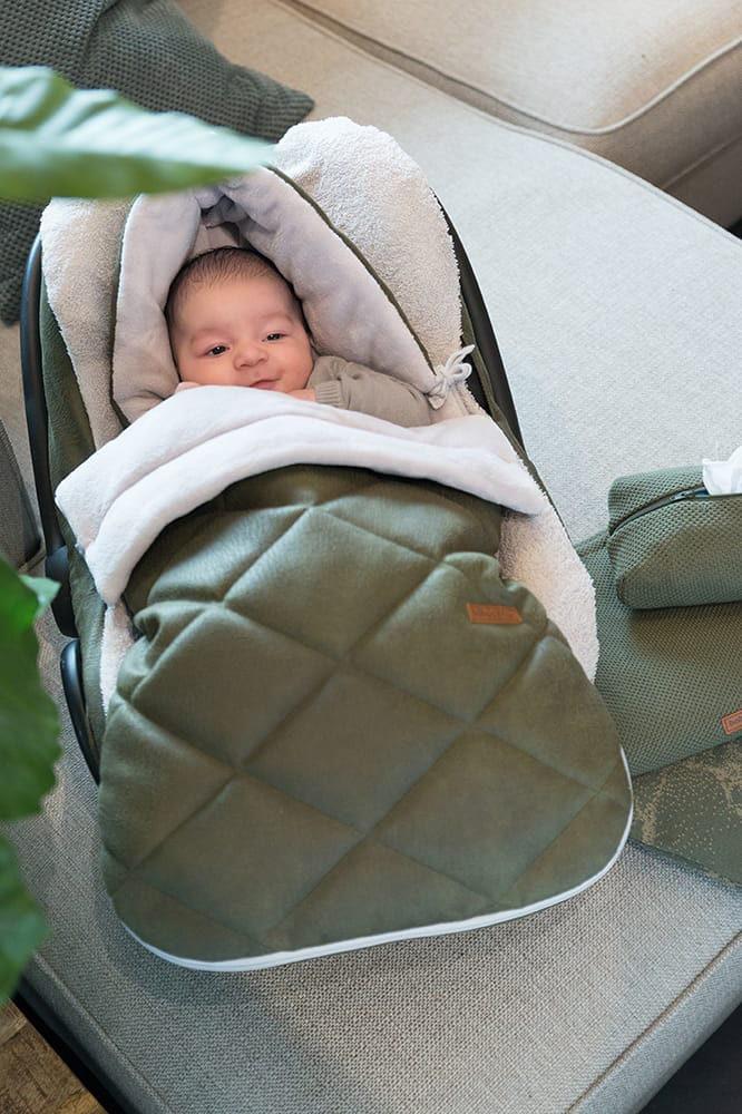 footmuff car seat 0 rock anthracite