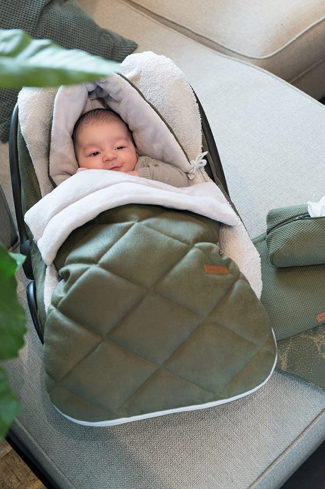footmuff car seat 0 rock ochre