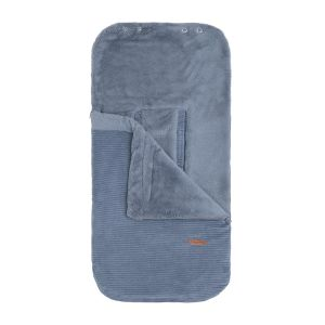 Footmuff car seat 0+ Sense vintage blue