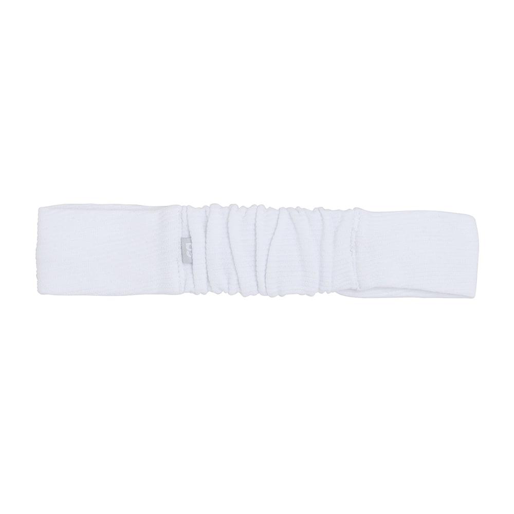hairband pure white