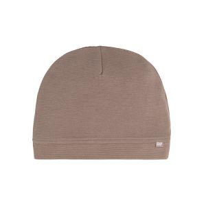 Hat Pure mocha - 3-6 months