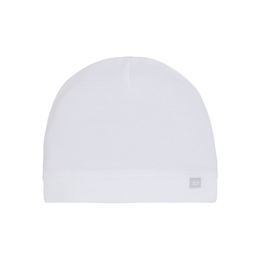 hat pure white 03 months