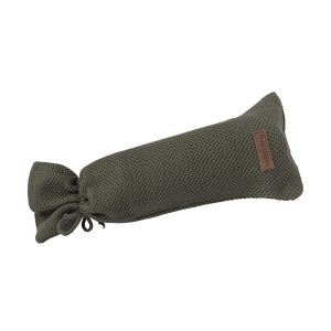 Hot water bottle cover Classic khaki