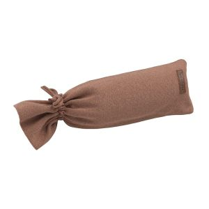 Hot water bottle cover Sparkle copper-honey melee