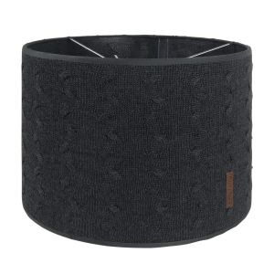 Lampshade Cable anthracite - Ø30 cm