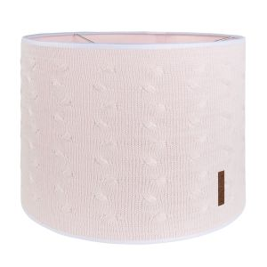 Lampshade Cable classic pink - Ø30 cm