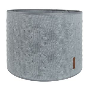 Lampshade Cable grey - Ø30 cm