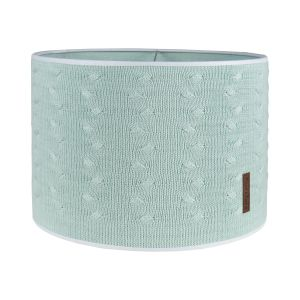 Lampshade Cable mint - Ø30 cm