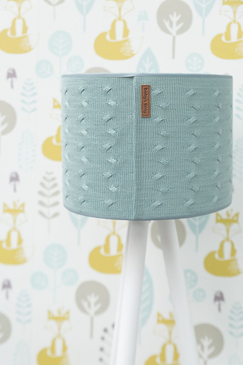 lampshade cable mint 30 cm