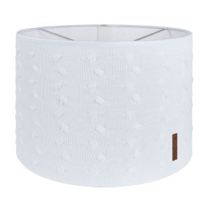 Lampshade Cable white - Ø30 cm