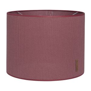 Lampshade Classic stone red - Ø30 cm