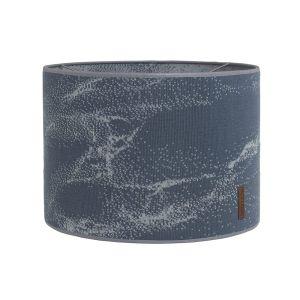 Lampshade Marble granit/grey - Ø30 cm
