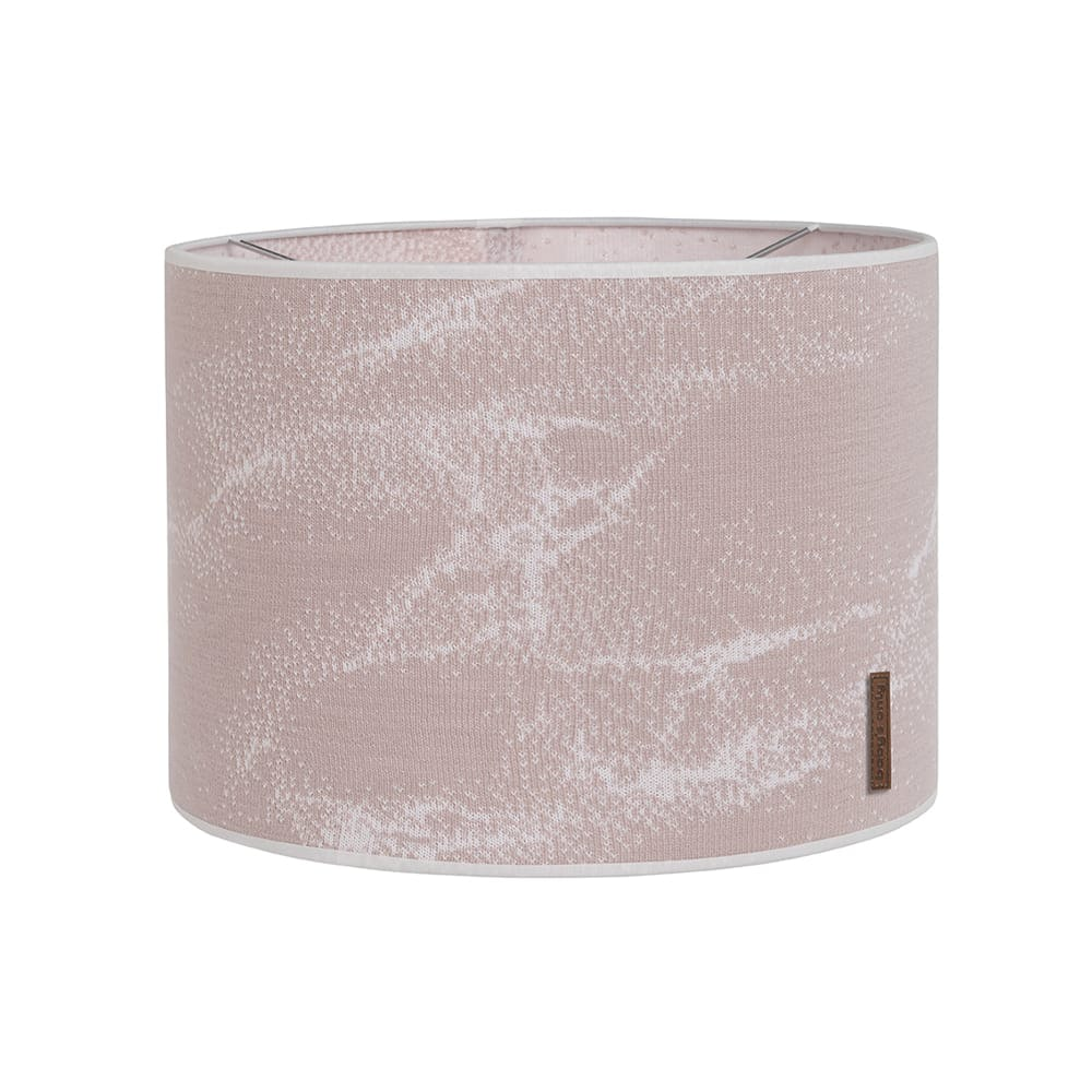 lampshade marble old pinkclassic pink 30 cm