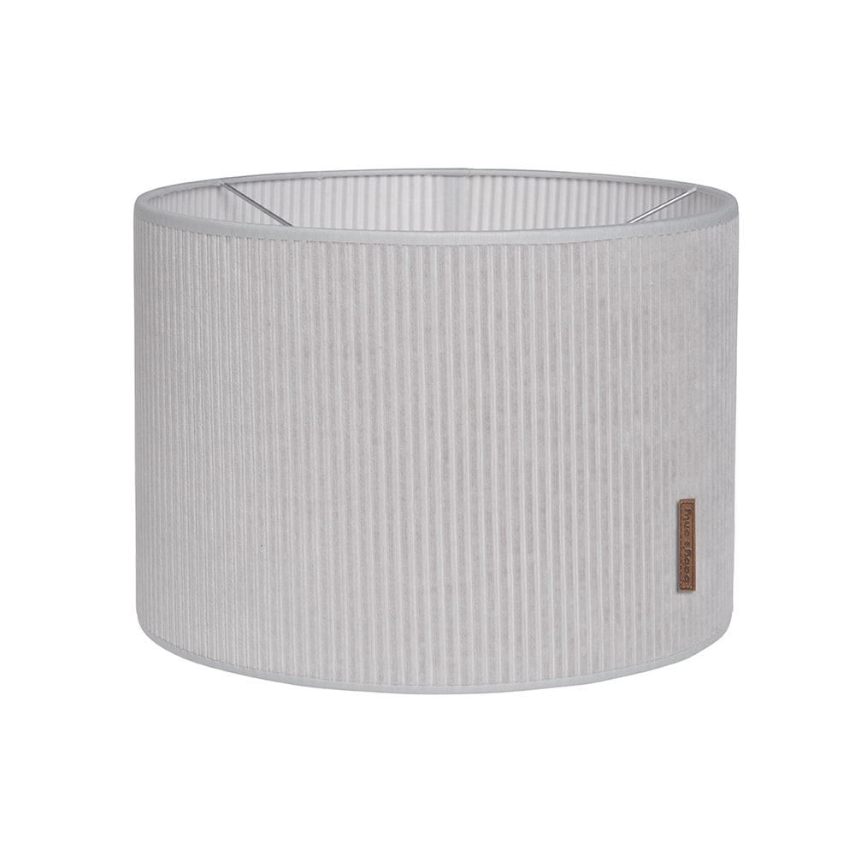 lampshade sense pebble grey 30 cm