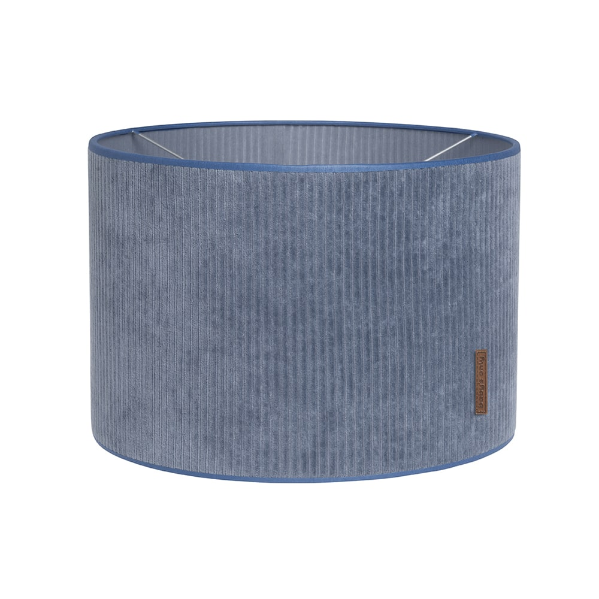 lampshade sense vintage blue 30 cm