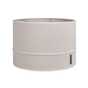 Lampshade Sparkle gold-ivory melee - Ø30 cm