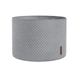 Lampshade Sun grey/silver-grey - Ø30 cm