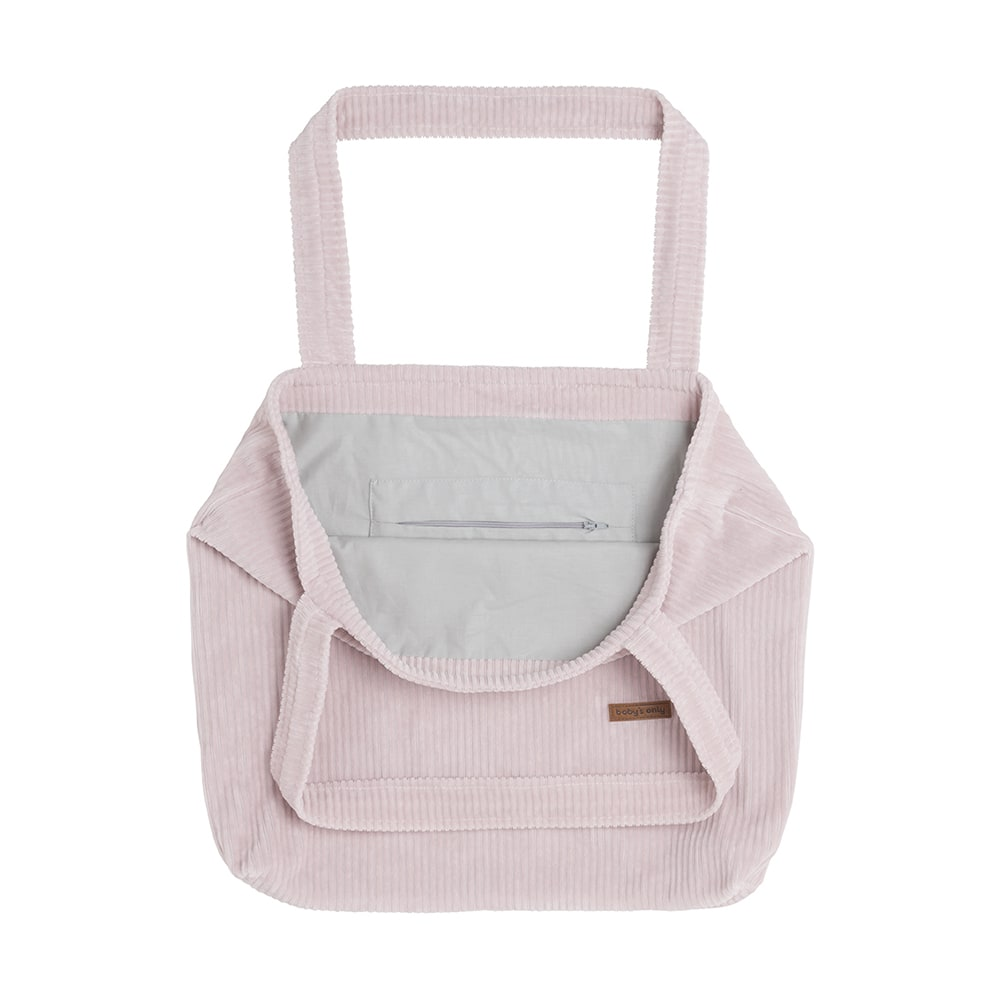 mom bag sense old pink