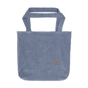 Mom bag Sense vintage blue