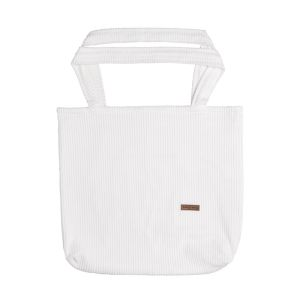Mom bag Sense white