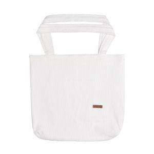 Mom bag Sense white