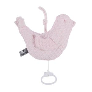 Music box Bird Sun classic pink/baby pink