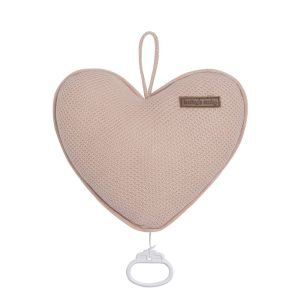 Music box Heart Classic blush