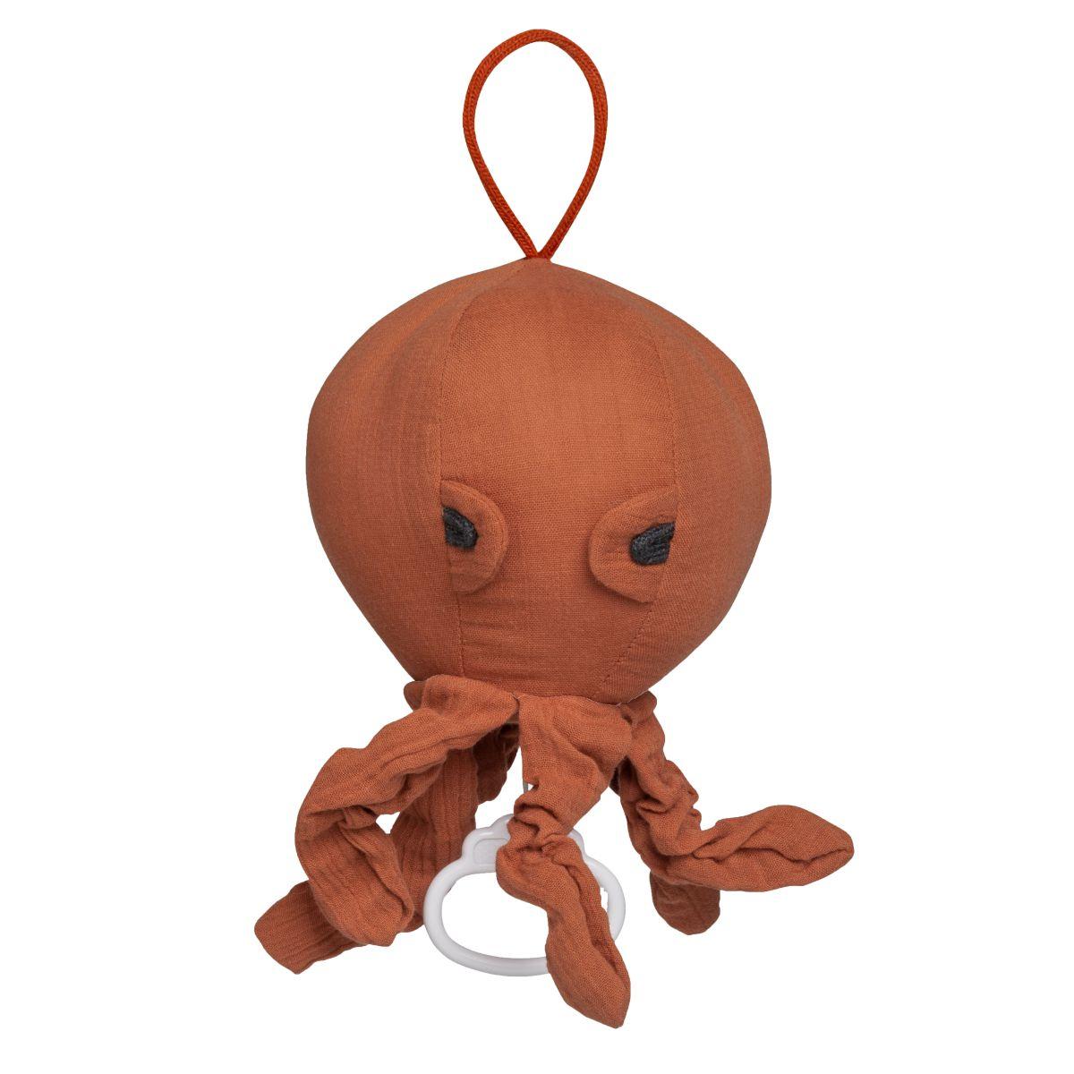 music box octopus breeze rust