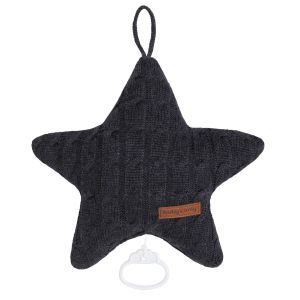 Music box Star Cable anthracite