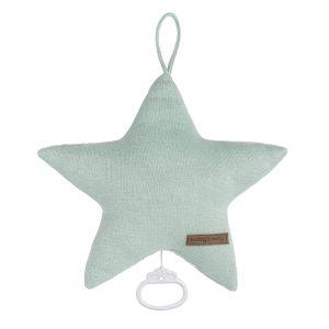 Music box Star Sparkle gold-mint melee