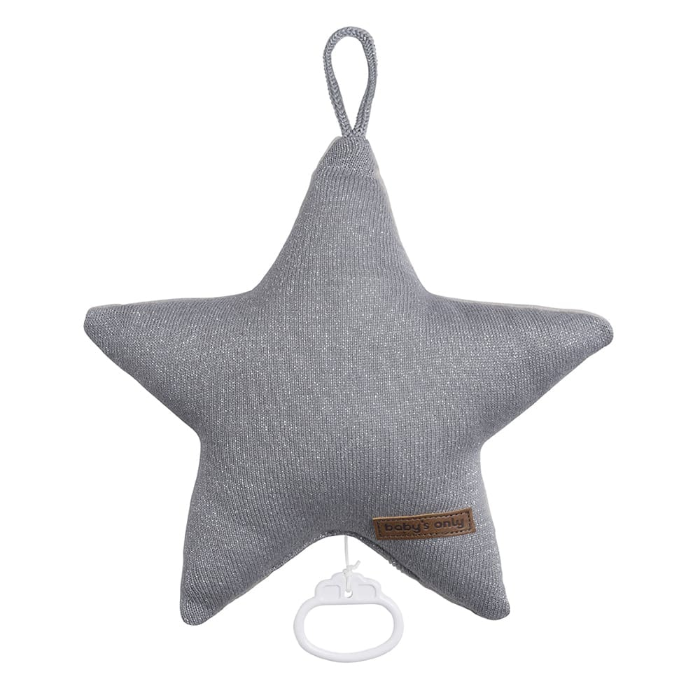 music box star sparkle silvergrey melee