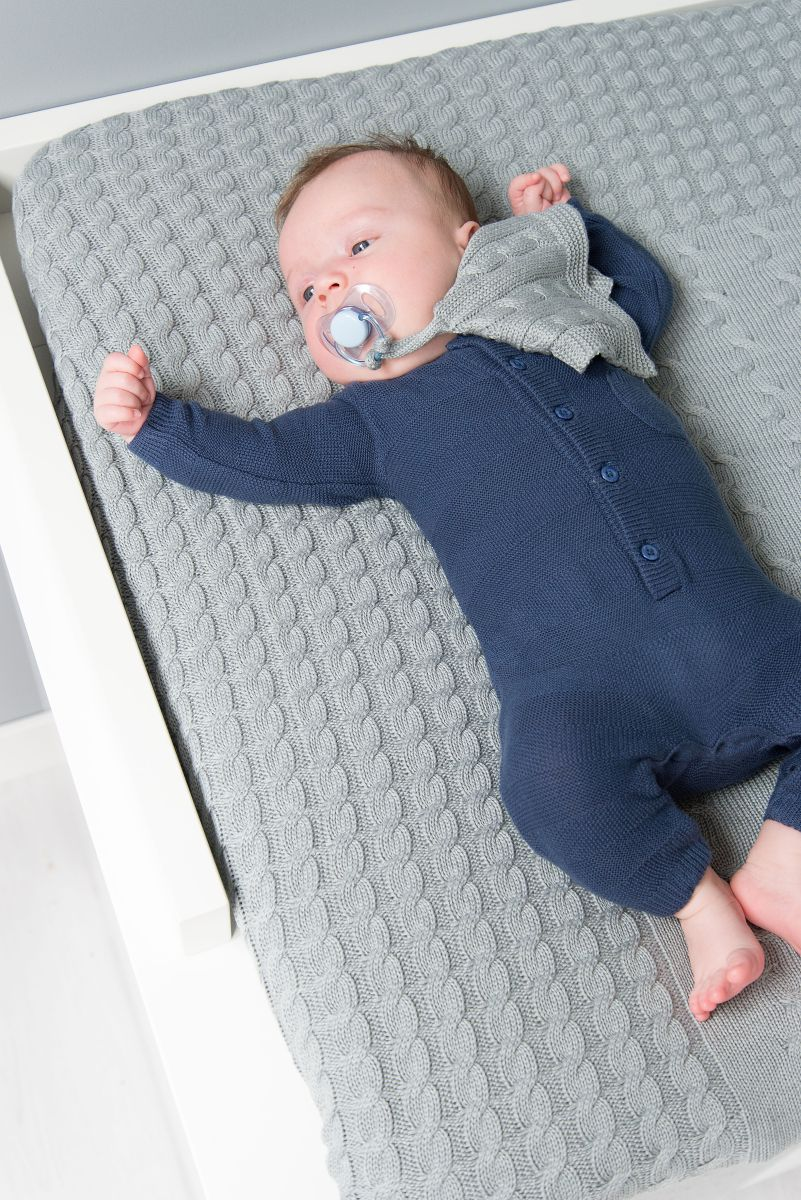 pacifier cloth cable granit