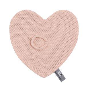 Pacifier cloth Classic blush