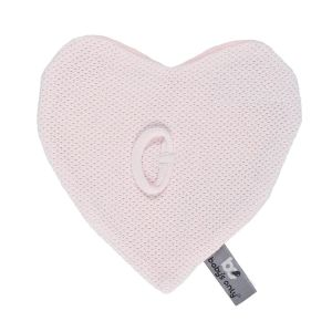 Pacifier cloth Classic pink