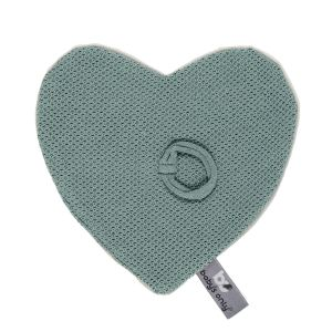 Pacifier cloth Classic stonegreen