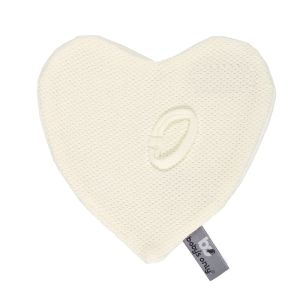 Pacifier cloth Classic woolwhite
