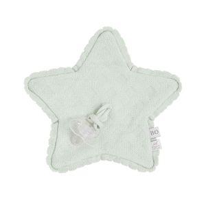 Pacifier cloth Reef ash mint